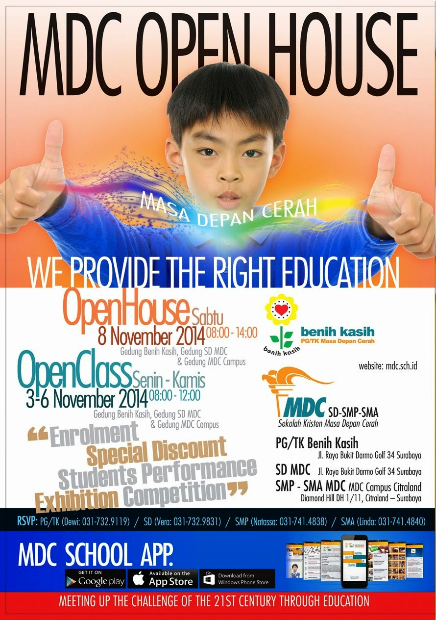 MDC School Open House