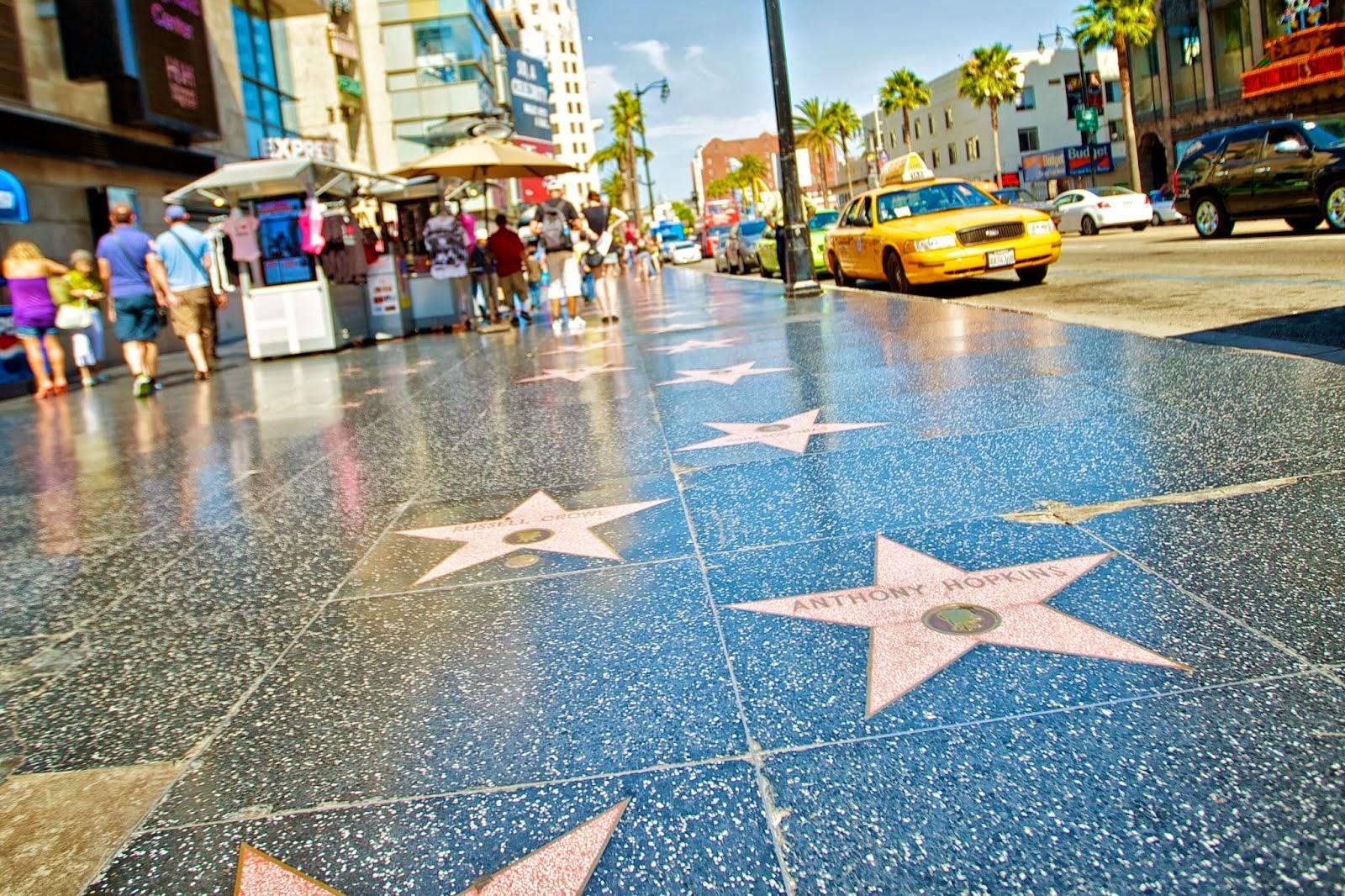 Los Ángeles California nunca pasa de moda