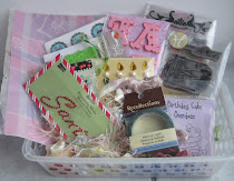 Scrap a la Jen 150th Blog Post Candy