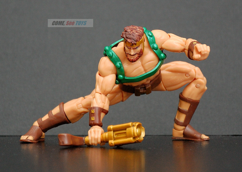 Toys For Hercules : Come see toys marvel universe hercules