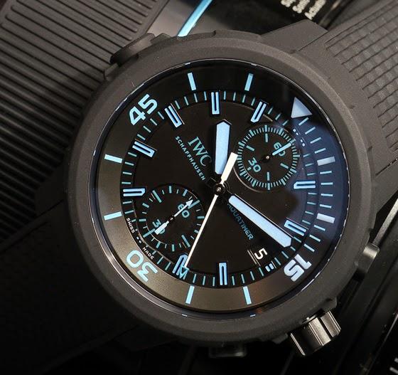 IWC Chronograph Galapagos