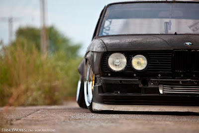 BMW Rat Rod