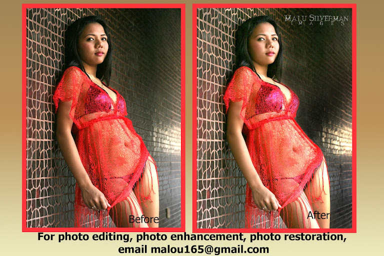 Digital Editing/Enhancement for You!