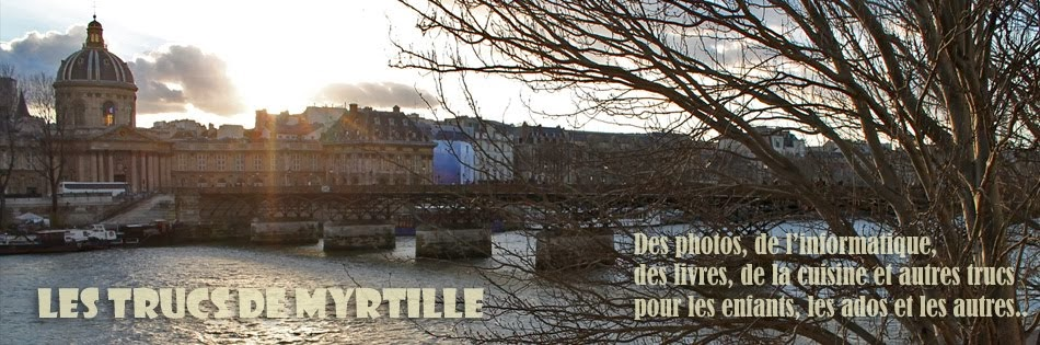 Les Trucs de Myrtille