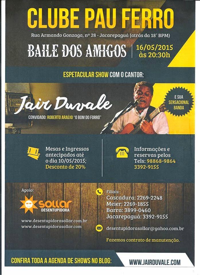 Show de Jair Duvale