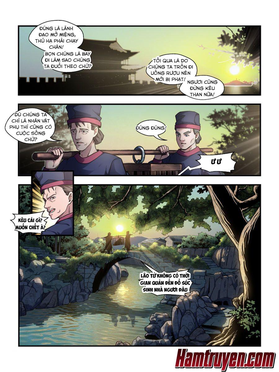 Võ Lâm Có Độc Chap 12