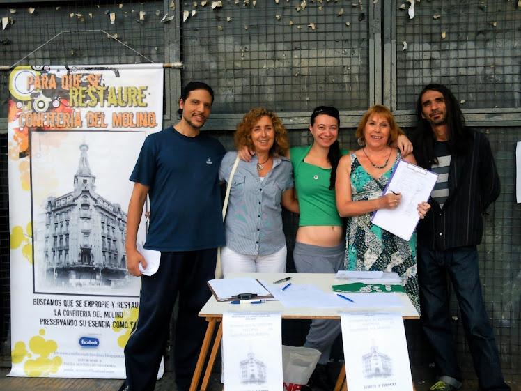 Entrevista Paula G. Acunzo y Virginia Hanglin - radio fm 92.3 (3-3-11)