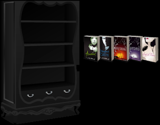 Stardoll Free Atom Cupboard and Books
