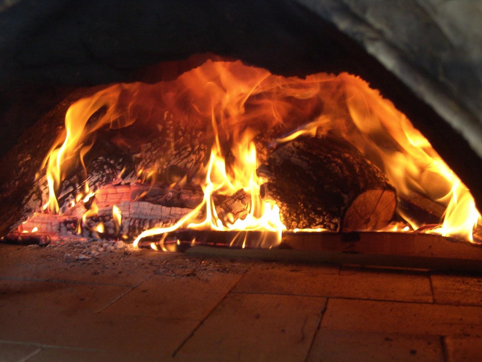 Conchiglie il bacio del pane di carmine abate for Spartifiamma forno a legna