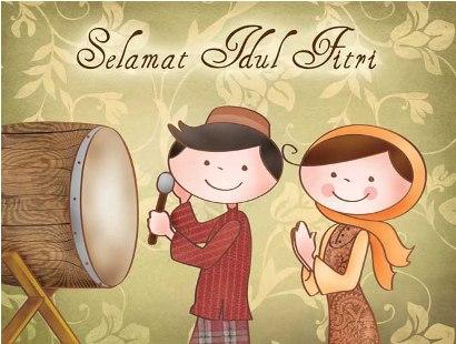 Kata Ucapan Hari Raya Idul Fitri
