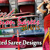 Indian Printed Saree Designs | Print Passion Sarees | Indian Chiffon Saree Collection 2014-2015