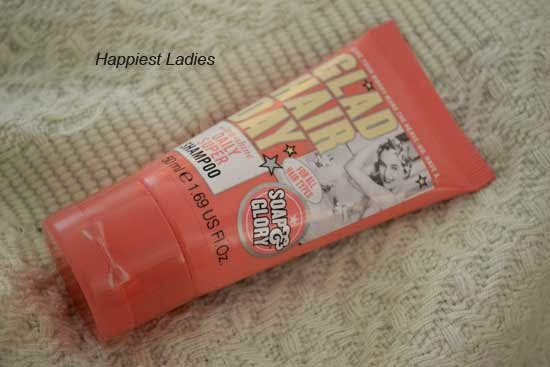Soap and Glory Glad Hair Day