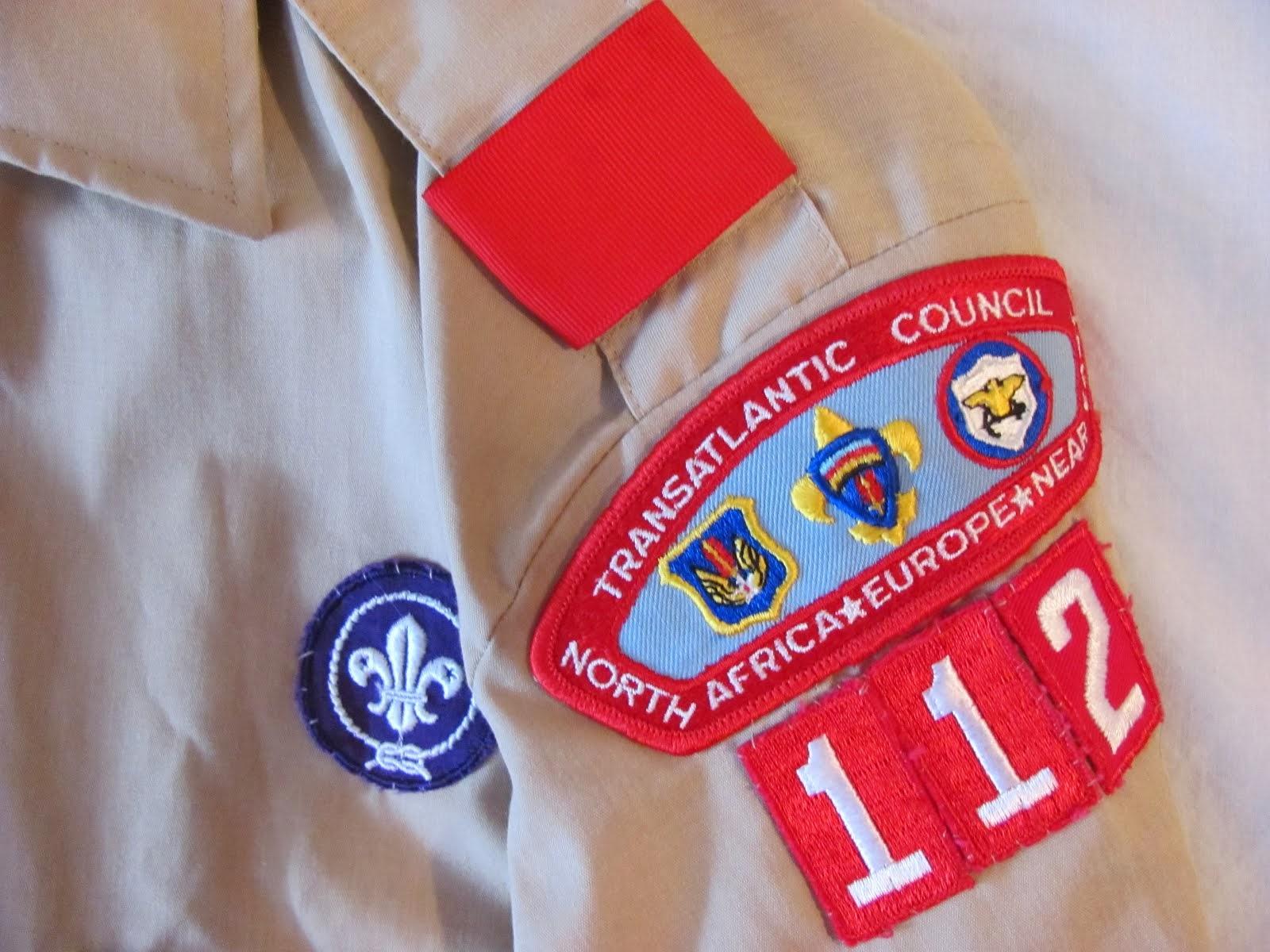 THOMAS Q KIMBALL WA8UNS BSA Transatlantic Council Troop 112