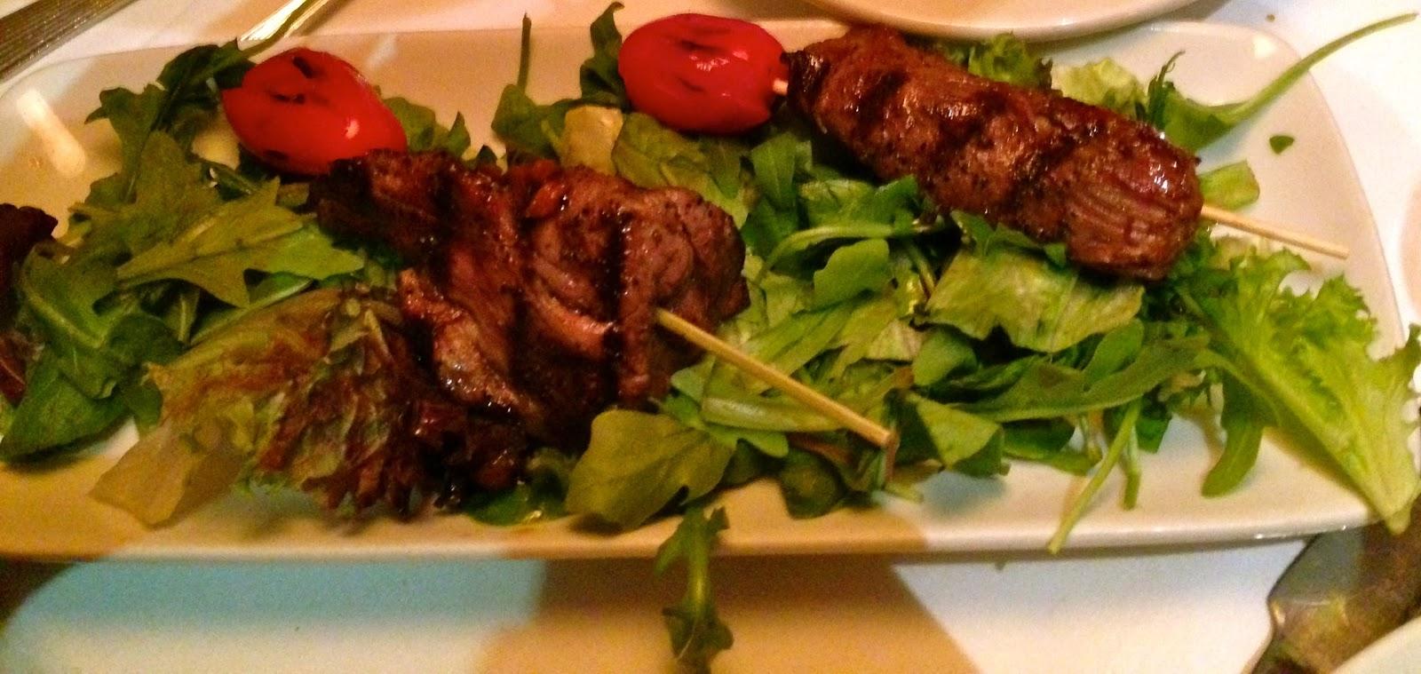FOOD.D.LOVE: Happy Hour at Ruth\'s Chris Steak House - Garden City, NY
