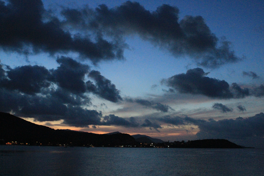 Romantic things to do on Samui, go for a cruise on the Naga, Samui Sunset from the Naga