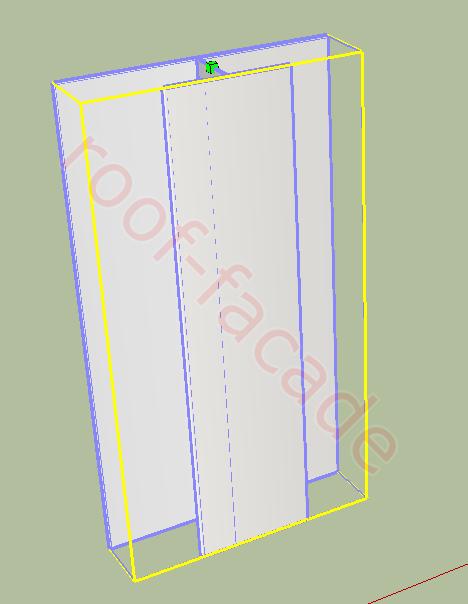 модели фасадных планок