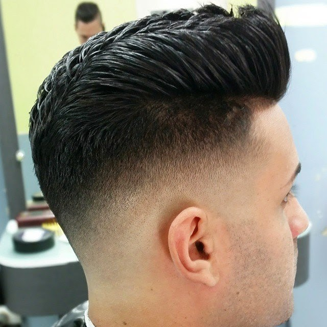 hairstyle picture for man