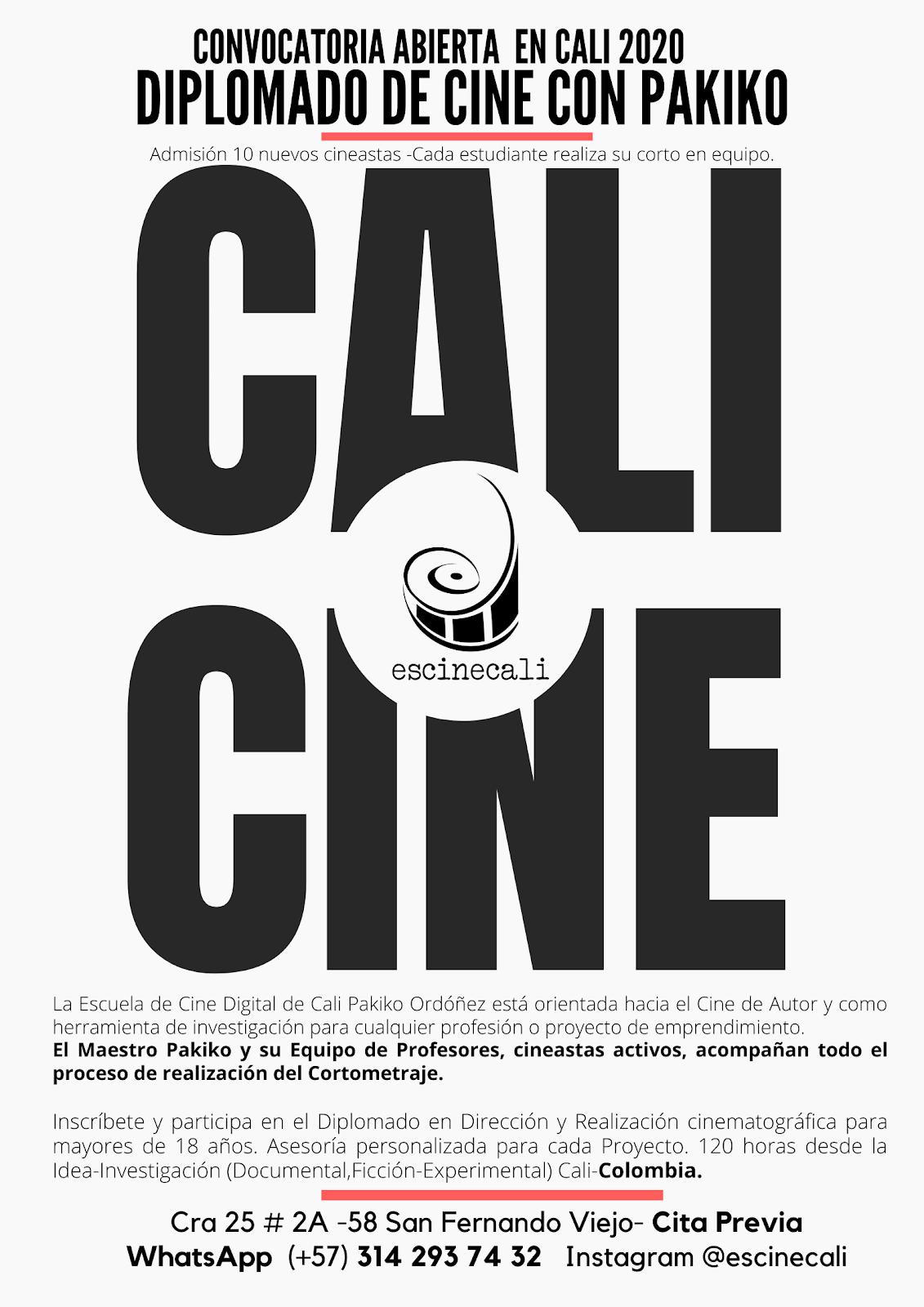 Somos Cultivadores de Memoria, Historia y Patrimonio Audiovisual en Colombia.