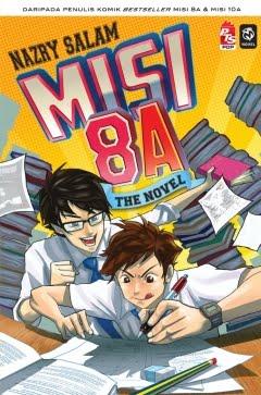 Misi 8A The Novel