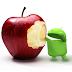 Android thách thức Apple iPhone trên mọi mặt trận