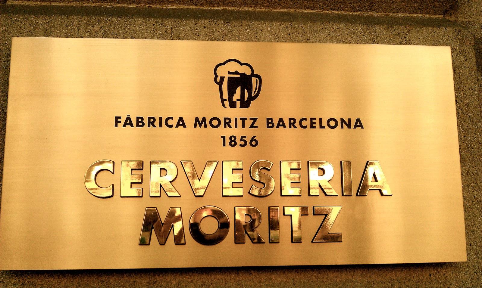 Lahoradelbagel f brica moritz los sue os cerveceros se pueden hacer realidad - Moritz ronda sant antoni ...