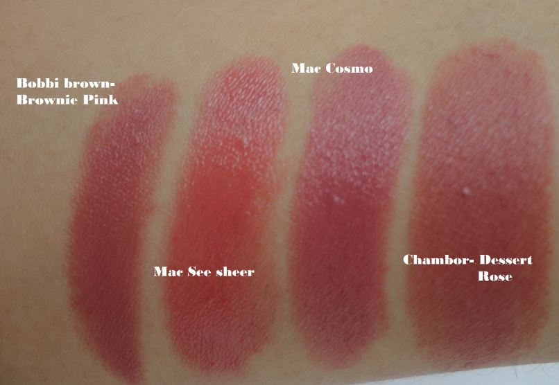 mac cosmo lipstick dupe - photo #1