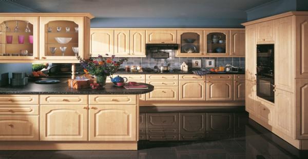 Muebles y decoraci n de interiores cocinas r sticas francesas for Diseno de cocina francesa