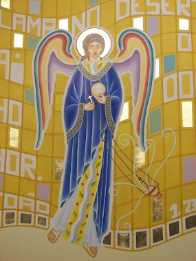 Paróquia São João Batista12, Tingui, Curitiba PR.