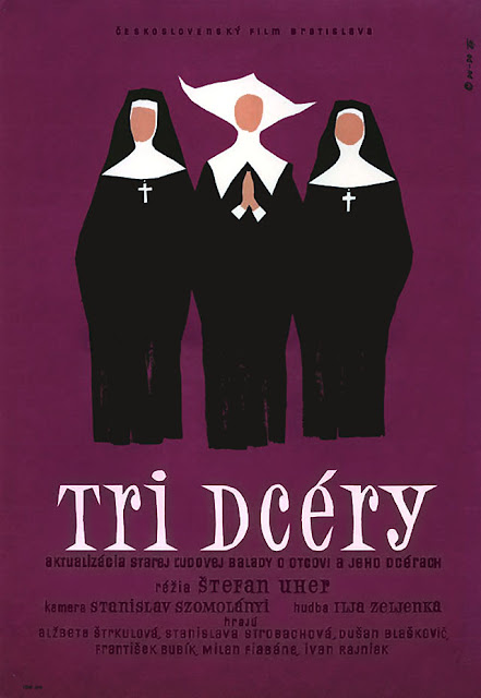 Three Daughters • Tri dcéry (1968)