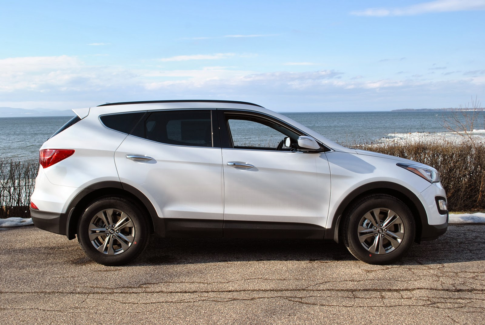 hyundai santa fe sport - photo #19