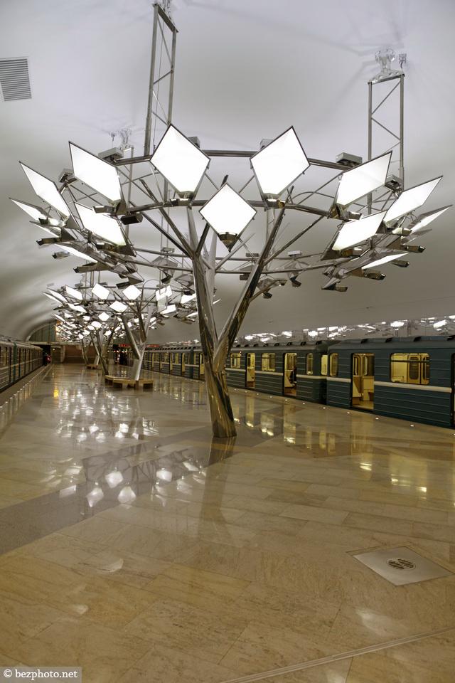 станция метро тропарево фото