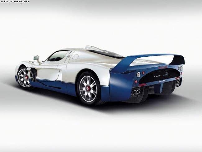 Maserati+mc12+interior