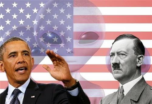 Alieni governano il mondo e l'America
