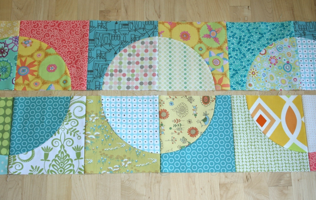 Crazy Mom Quilts Running In Circles Tutorial