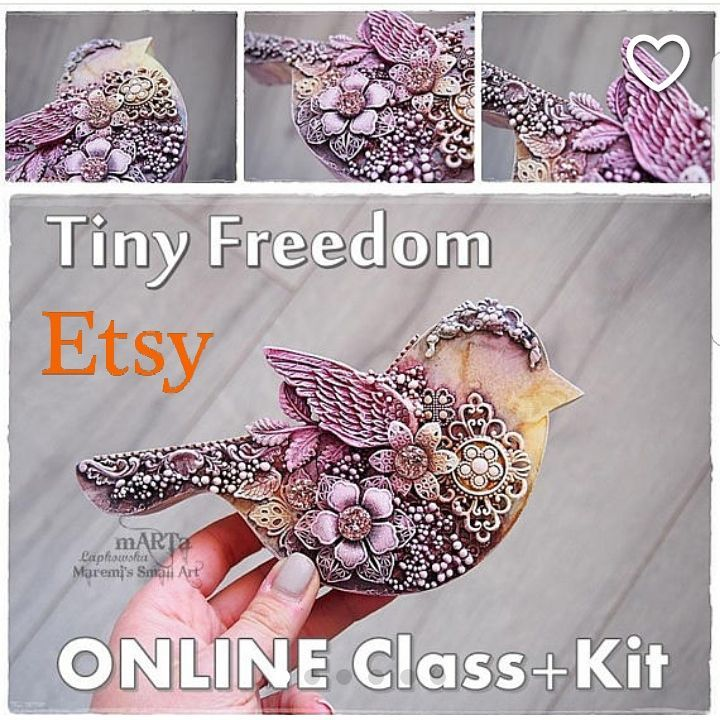 Enjoy my online Class+Kit