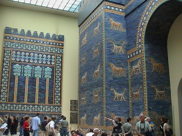 Il blog sulla storia dell 39 arte l 39 arte babilonese for Adorno storia dell arte