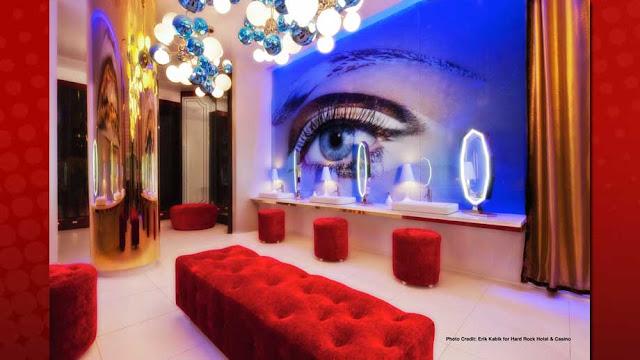 Vanity Nightclub, Las Vegas, America's Best Restroom, Cintas