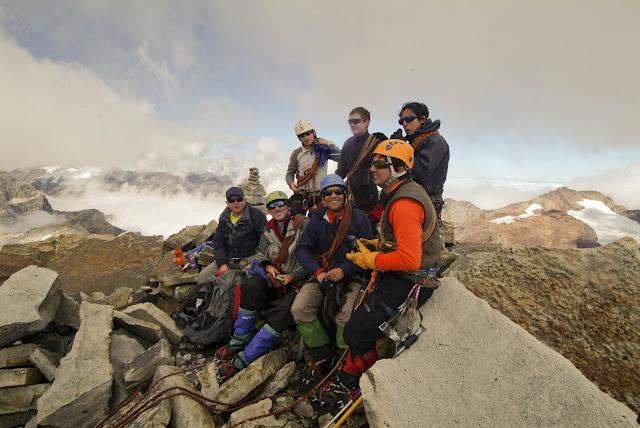 Cumbre El Toti