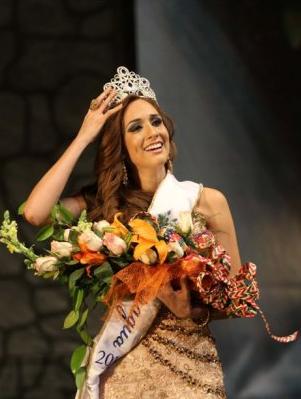 Miss Nicaragua 2014 Marline Barberena