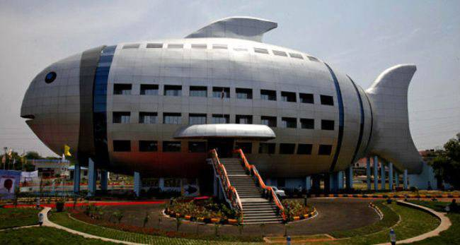 Top 10 Most Famous & Beautiful Indian Office Buildings