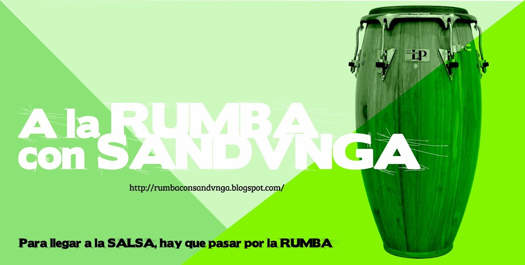 "A la ""RUMBA con SANDVNGA"""