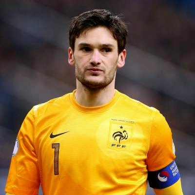 Hugo Lloris Spurs No1
