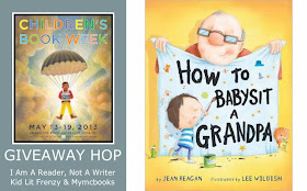 Giveaway~ How to Babysit a Grandpa book (ends 5/19)