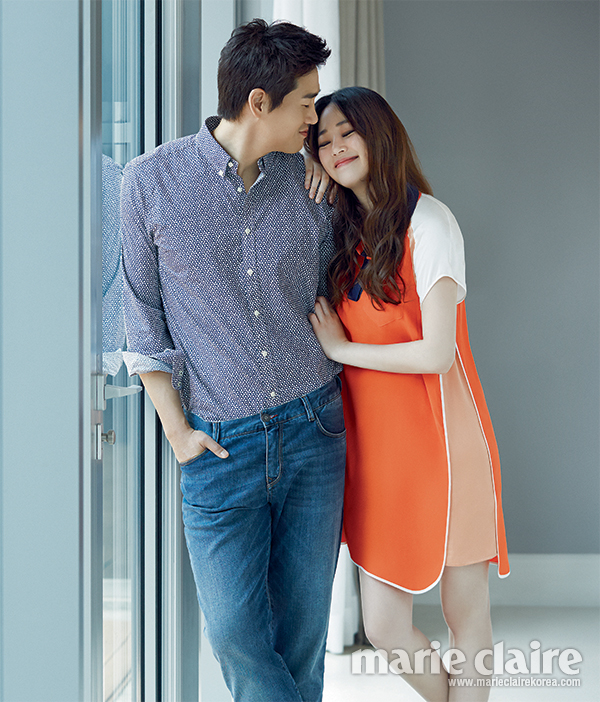 Kim Hyo Jin and Yoo Ji Tae