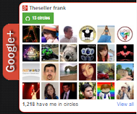 Google+ Followers Sliding Box For Blogger Blogs