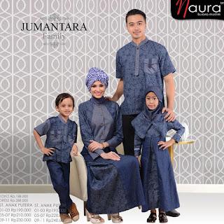 Gambar Baju Muslim Untuk Ayah Ibu Dan Anak