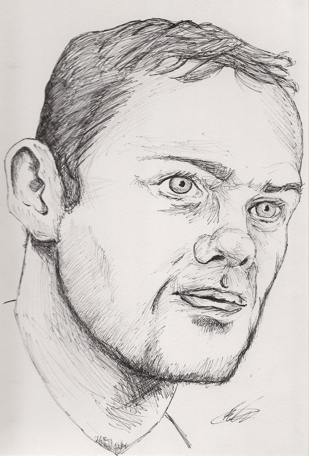 Wayne Rooney Sketch Wayne Rooney Drawing Wayne rooney