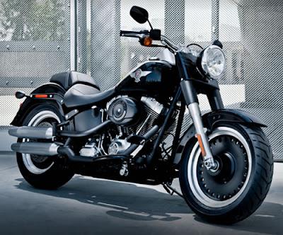 Harley Davidson FLSTFB Softail Fat Boy Lo