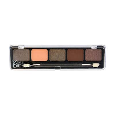 Measurable%2BDifference Eye Shade Makeup - Eyeshadow Giveaway