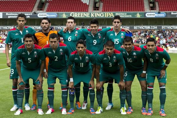 De 17 Espana 7 1 Mexico Chile 3 1 Mexico Londres 1948 Lugar 11 De 17